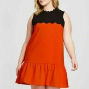 Victoria Beckham  & Target Drop Waist Sheath Dress
